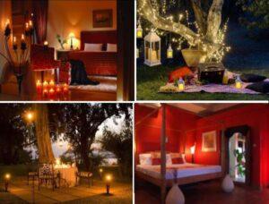 Consejos para conseguir un ambiente romántico con la iluminación perfecta
